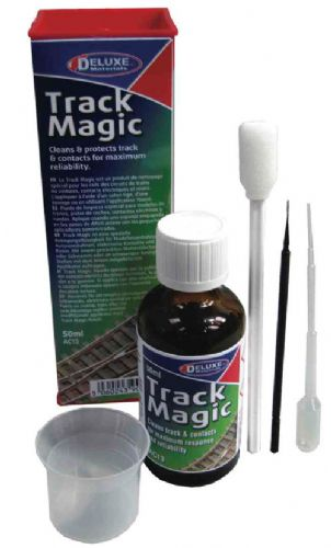 Deluxe Materials DLAC-13 Track Magic - Track CLeaning Fluid